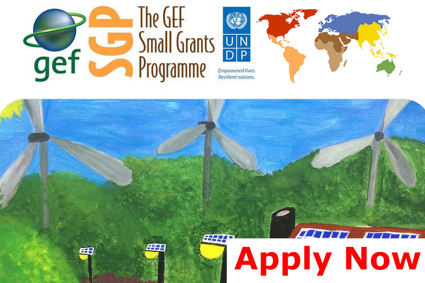 GEF SGP Call for Proposals